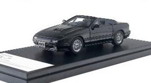 <予約> [Hi-Story] 1/43 MAZDA RX-7 CABRIOLET (1989) ブリリアントブラック