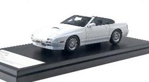 <予約> [Hi-Story] 1/43 MAZDA RX-7 CABRIOLET (1989) クリスタルホワイト