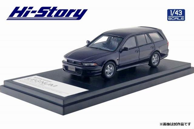Hi-Story 1/43 MITSUBISHI LEGNUM VR-4 type-S (1996) トリガーモーブ