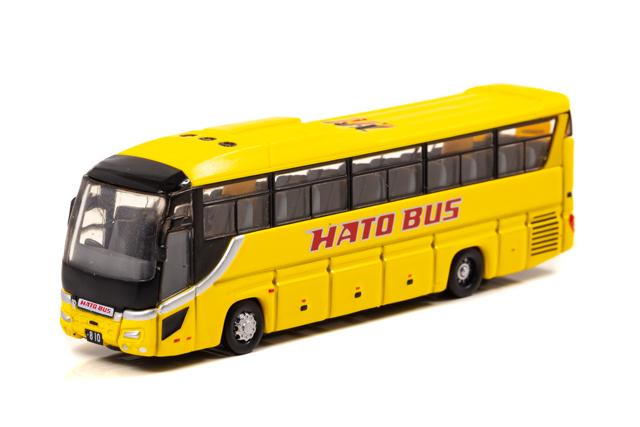 ぽけバス 1/135 いすゞ ガーラ (スーパーハイデッカー) はとバス