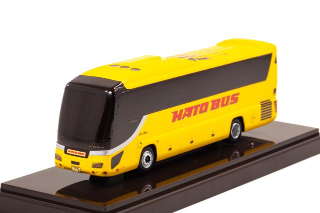 アドウィング 1/80 はとバス (車番:031)