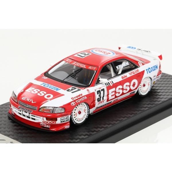 【イグニッションモデル】 1/43 ESSO TONEN Toyota EXiV (#37) 1995 JTCC