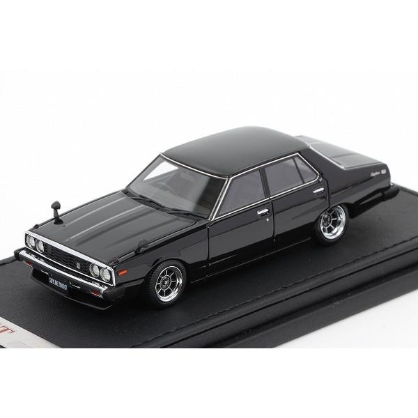 【イグニッション】 1/43 Nissan Skyline 2000 GT-EL (C210) Black