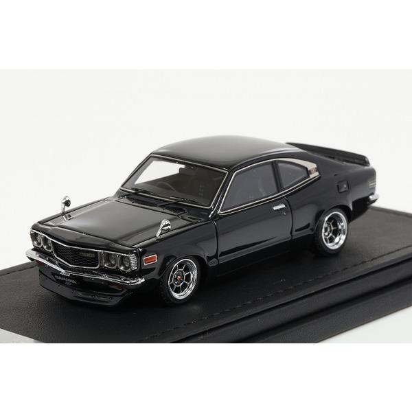 【イグニッションモデル】 1/43  Mazda Savanna (S124A) Black