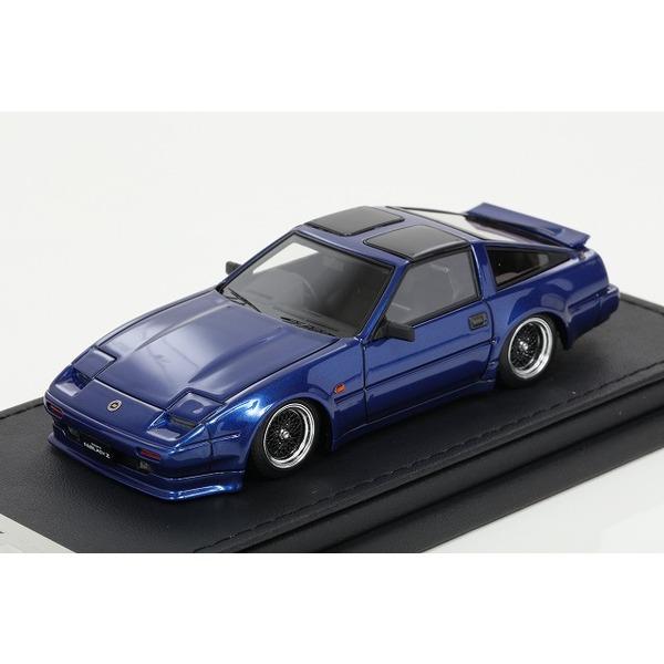 【イグニッションモデル】 1/43 Nissan Fairlady Z(Z31) Blue