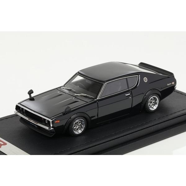 【イグニッションモデル】 1/43 Nissan Skyline 2000 GT-R (KPGC110) Black