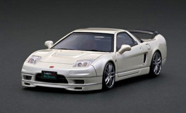 Ignition 1/43 Honda NSX-R(NA2)  DK-Ver White