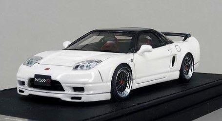Ignition 1/43 Honda NSX-R (NA2) White