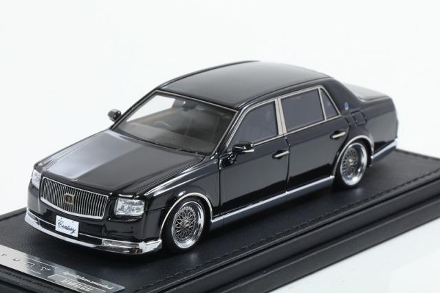 [Ignition model] 1/43 Toyota Century (UWG60) Black