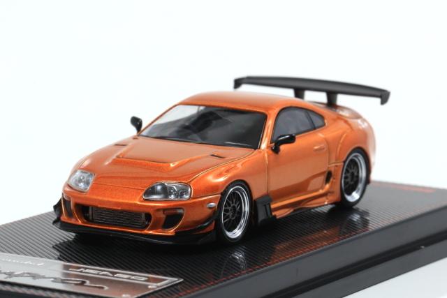 ignition 1/64 Toyota Supra (JZA80) RZ Orange Metallic