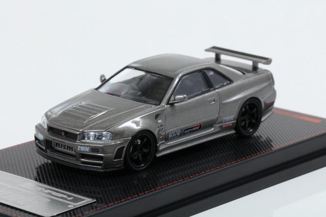 イグニッションモデル 1/64 Nismo Omori Factory CRS