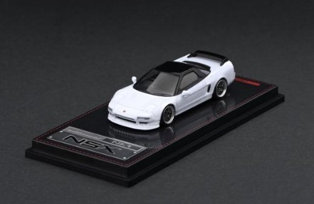 Ignition 1/64 Honda NSX (NA1) Pearl White