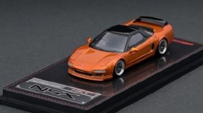 Ignition 1/64 Honda NSX (NA1) Orange Metallic