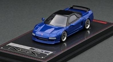 Ignition 1/64 Honda NSX (NA1) Blue Metallic