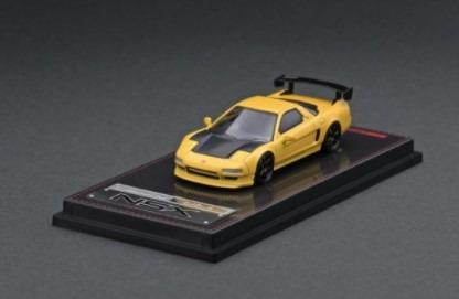 Ignition model 1/64 Honda NSX (NA1) Yellow
