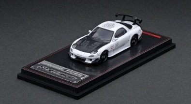 Ignition 1/64 Mazda RX-7 (FD3S) RE Amemiya White