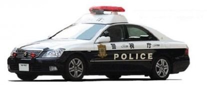 Ignition 1/43 Toyota Crown (GRS180) 警視庁 自動車警ら隊110号