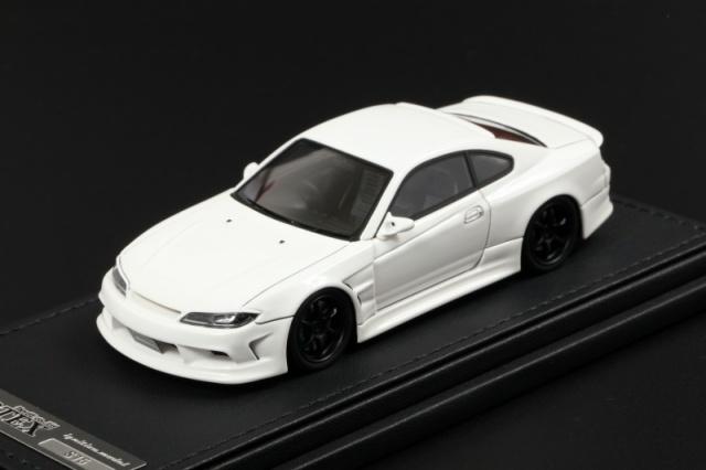 Ignition model 1/43 VERTEX S15 Silvia White