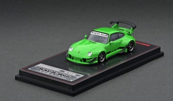 Ignition model 1/64 RWB 993 グリーンメタリック