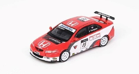 "INNO 1/64 Honda アコード Euro-R (CL7) #15 ""N.Technology"" WTCC of Macau 2008"