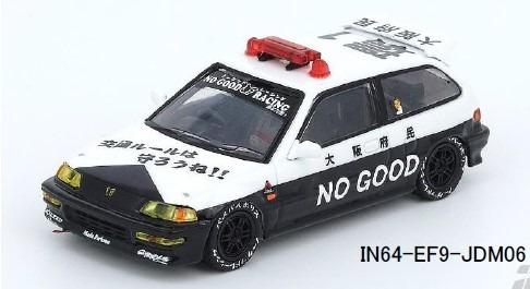 INNO 1/64 Honda シビック EF9 No Good Racing 大阪オートメッセ 2020