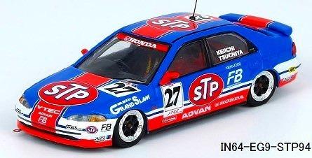 "INNO 1/64 Honda シビック フェリオ EG9 JTCC 1994 Gr.A ""TEAM STP"" #27"