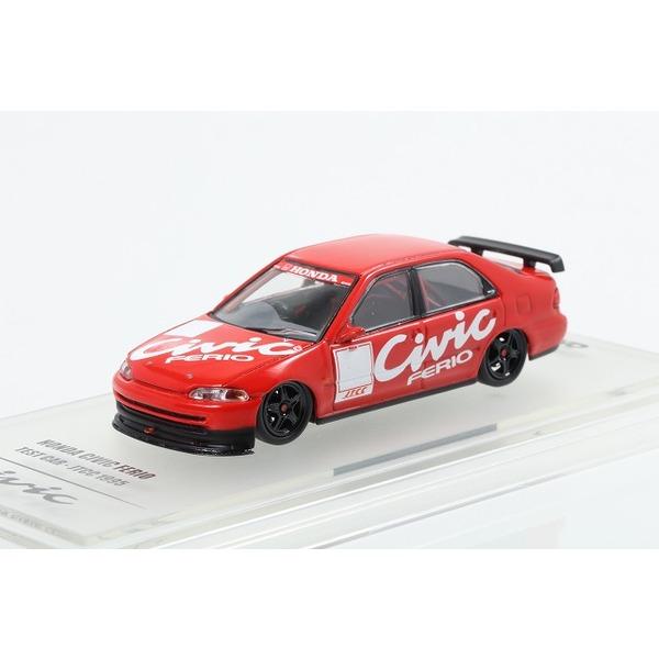 【INNO】 1/ 64 ホンダ シビック フェリオ JTCC Test Car 1995