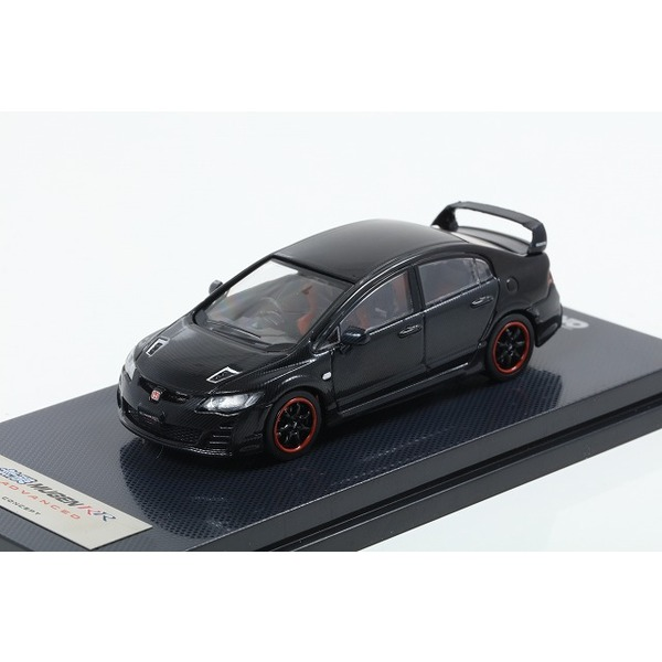 【INNO】 1/64 ホンダ シビック FD2 MUGEN RR Advanced Concept 2009
