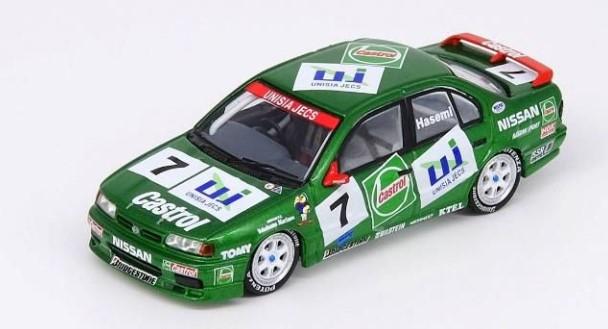 INNO 1/64 Nissan プリメーラ (P10) #7 Macau Guia Race 1994