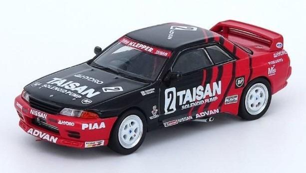 "INNO 1/64 Nissan スカイライン GT-R R32 #2 ""TAISAN"" JTC 1991"