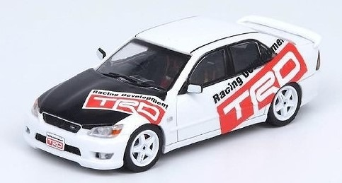 INNO 1/64 Toyota ALTEZZA RS200 Tuned by TRD 日本限定モデル