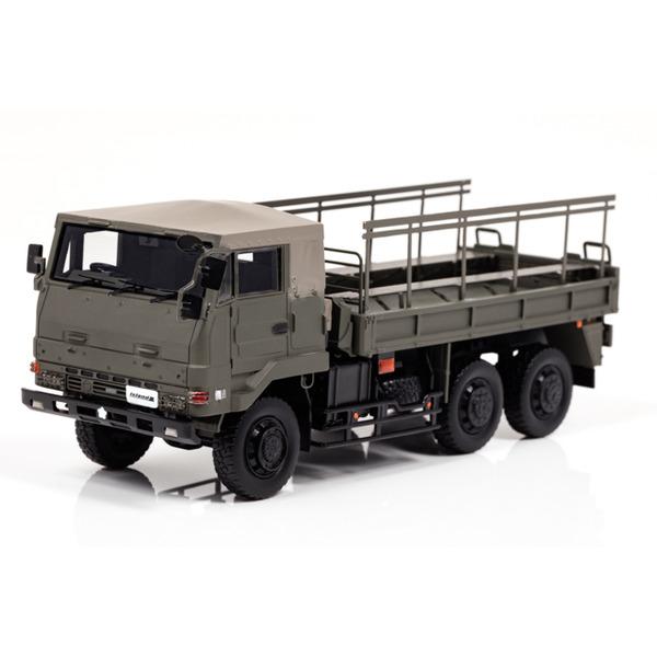 【アイランズ】 1/43 陸上自衛隊 3・1/2t トラック (73式大型トラック SKW477 幌無)