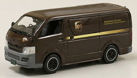 Jcollection 1/43 Toyota HIACE UPS Version