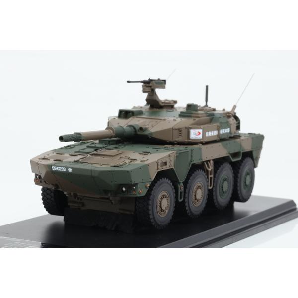 【モノクローム】 1/43 機動戦闘車 (試作型) 1号車 防衛省技術研究本部 (2013)