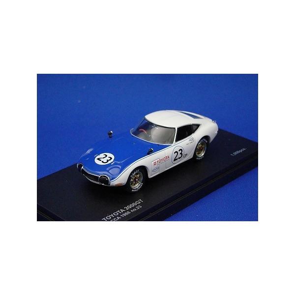1/43 トヨタ 2000GT SCCA 1968 No.23