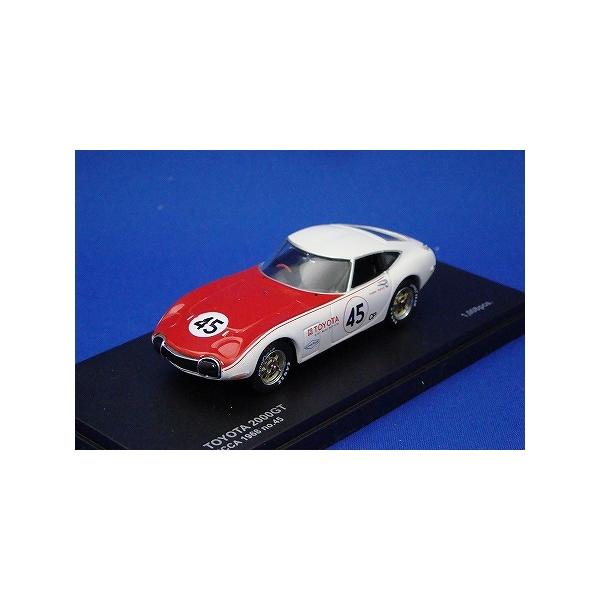 1/43 トヨタ 2000GT SCCA 1968 No.45