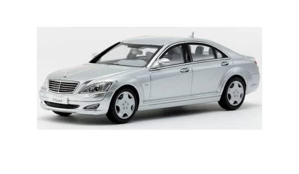 <セール> Kyosho 1/43 Mercedes-Benz S 600 Guard (V221) Silver