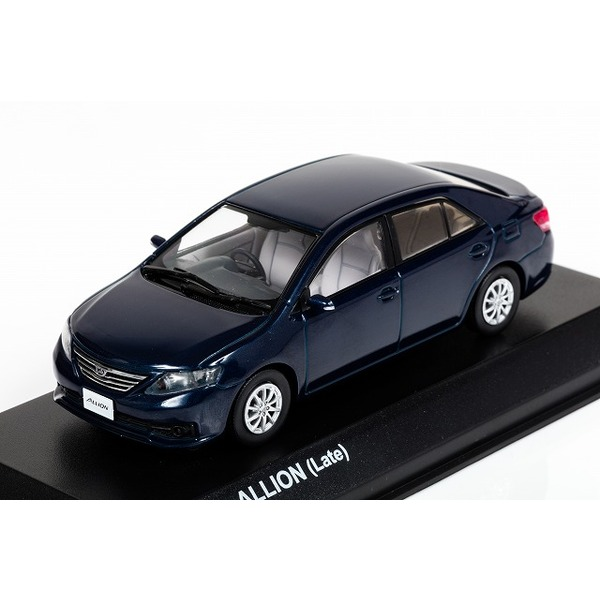 <セール> Kyosho 1/43 Toyota ALLION (Late) Dark Blue Mica