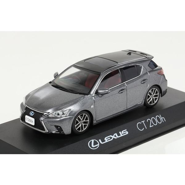 【Kyosho】 1/43 Lexus CT200h F Sport (マーキュリーグレーマイカ)