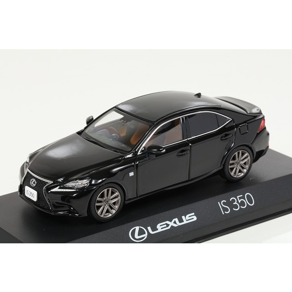 【Kyosho】 1/43 Lexus IS350 F Sport (ブラック)