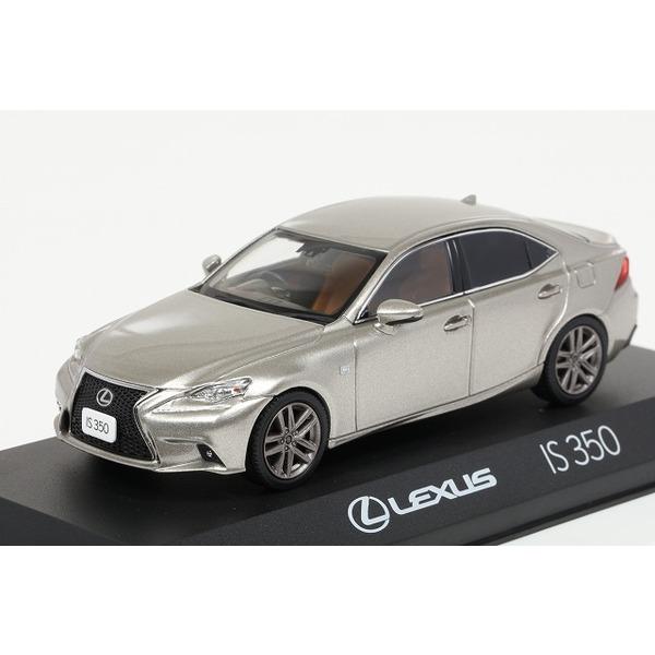 【Kyosho】 1/43 レクサス IS 350 F スポーツ(ソニックチタニウム)