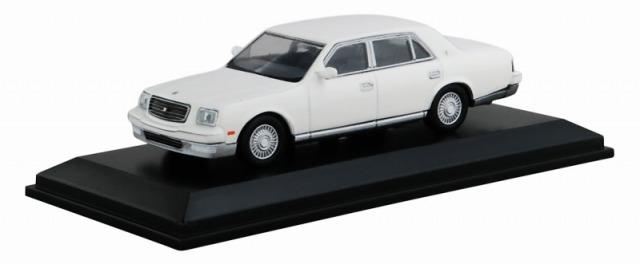Kyosho 1/64 トヨタ センチュリー ホワイト 宮沢模型流通限定