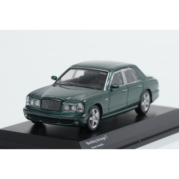 【Kyosho】 1/64 Bentley Arnage T Green metallic