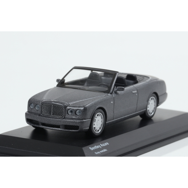 【Kyosho】 1/64 Bentley Azure Gray metallic