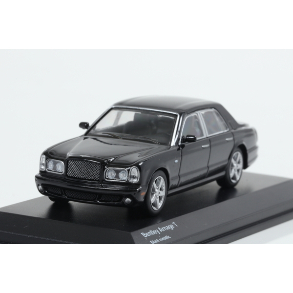 【Kyosho】 1/64 Bentley Arnage T Black metallic