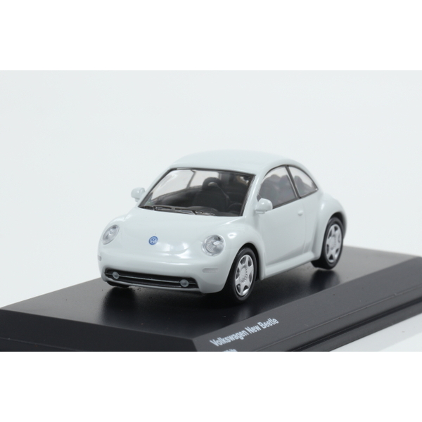 【Kyosho】 1/64 Volkswagen New Beetle White