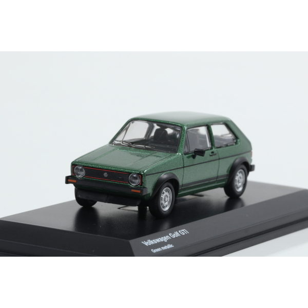 【Kyosho】 1/64 Volkswagen Golf GTI Green metallic
