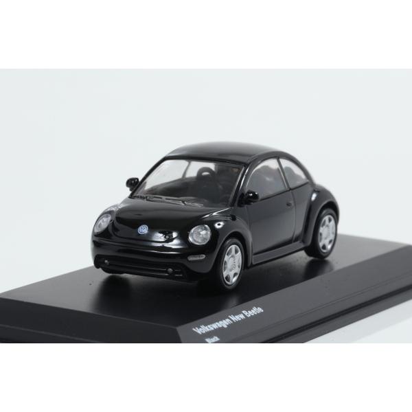 【Kyosho】 1/64 Volkswagen New Beetle Black