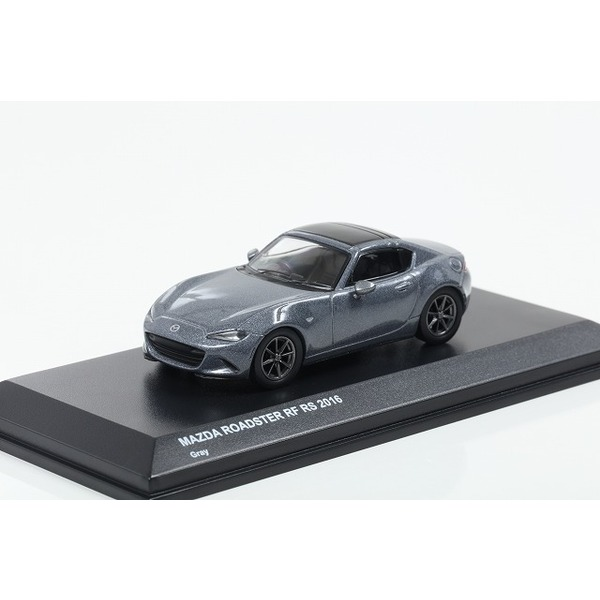 【Kyosho】 1/64 MAZDA ROADSTER RS 2015 Gray   ※宮沢模型流通限定品