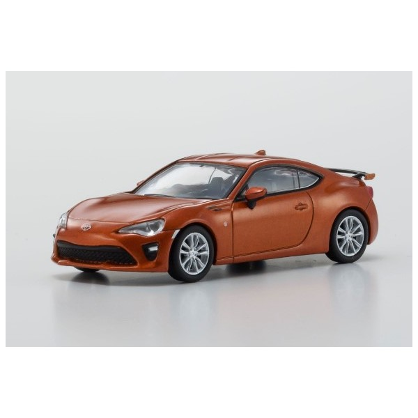 【Kyosho】 1/64 TOYOTA 86 GT Limited 2016 オレンジ ※宮沢模型流通限定